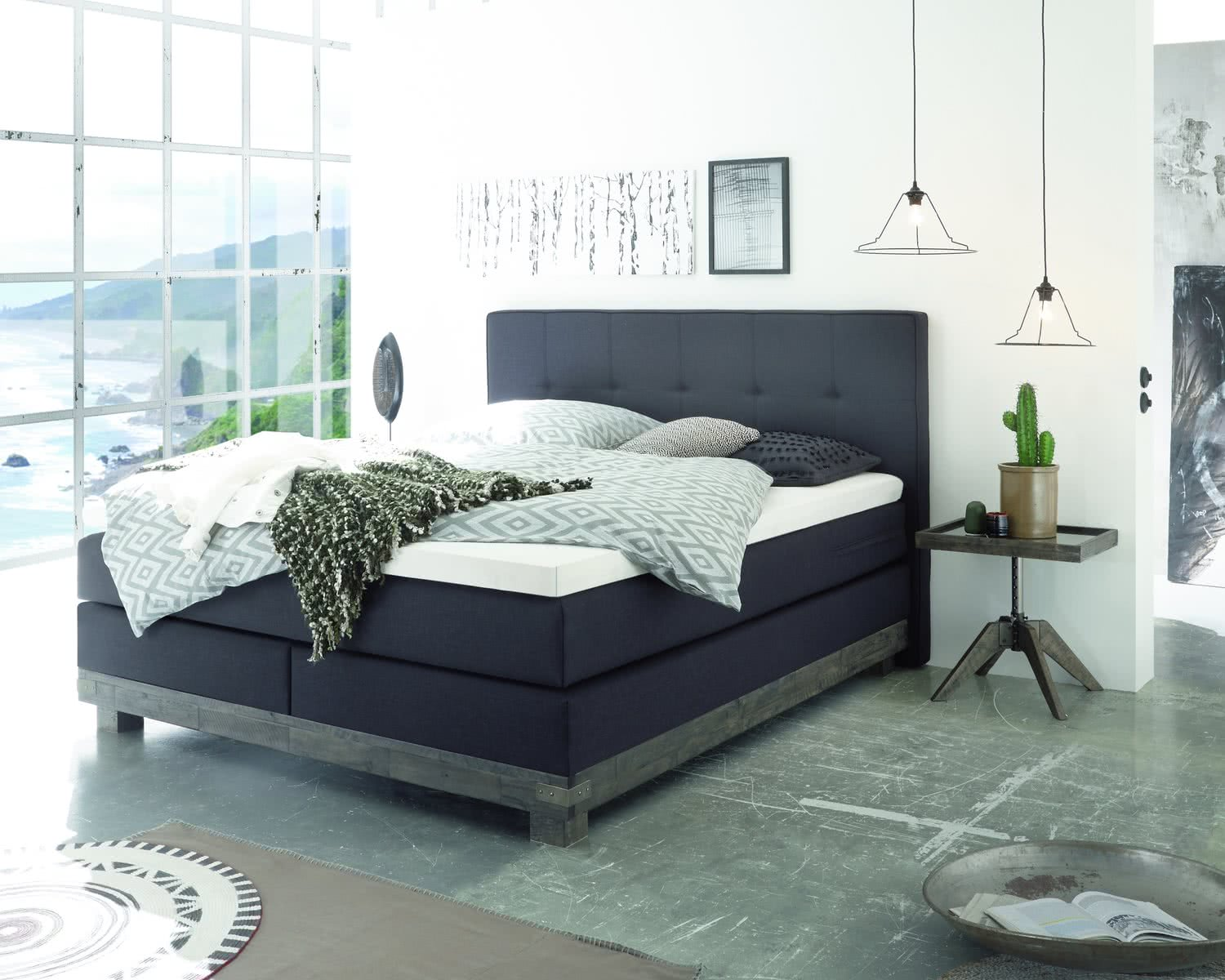 boxspringbett massivholz boxspringbetten bremen. Black Bedroom Furniture Sets. Home Design Ideas